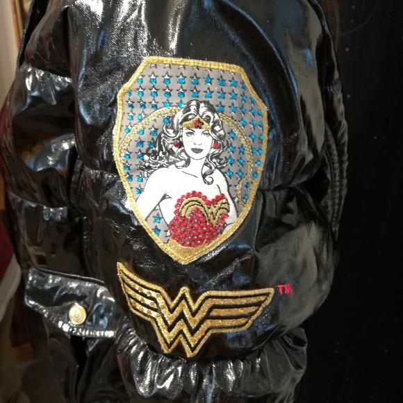 9da6453ea DC Comics Jackets & Coats | Wonder Woman Puffy Coat | Poshmark
